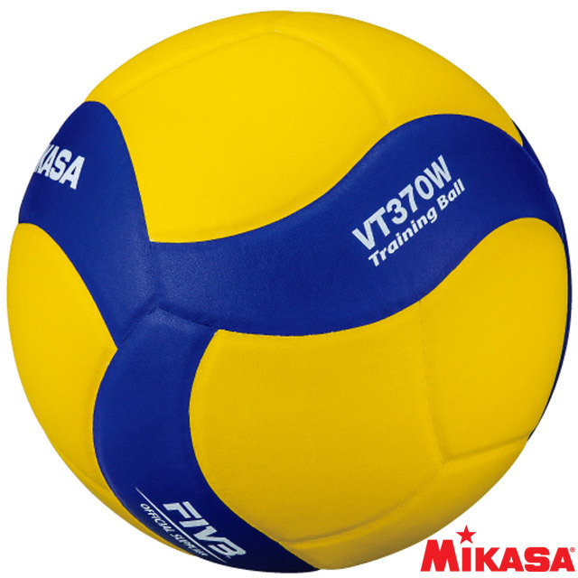 【2019新作】ミカサ(MIKASA) 重いバレーボール トレーニング5号球 370g [VT370W] トレーニングボール