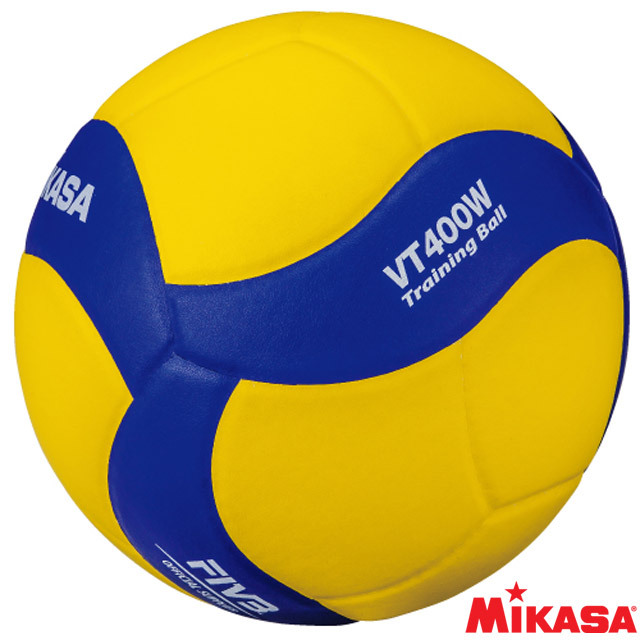 ミカサ(MIKASA) 重いバレーボール トレーニング4号球 400g [VT400W] トレーニングボール