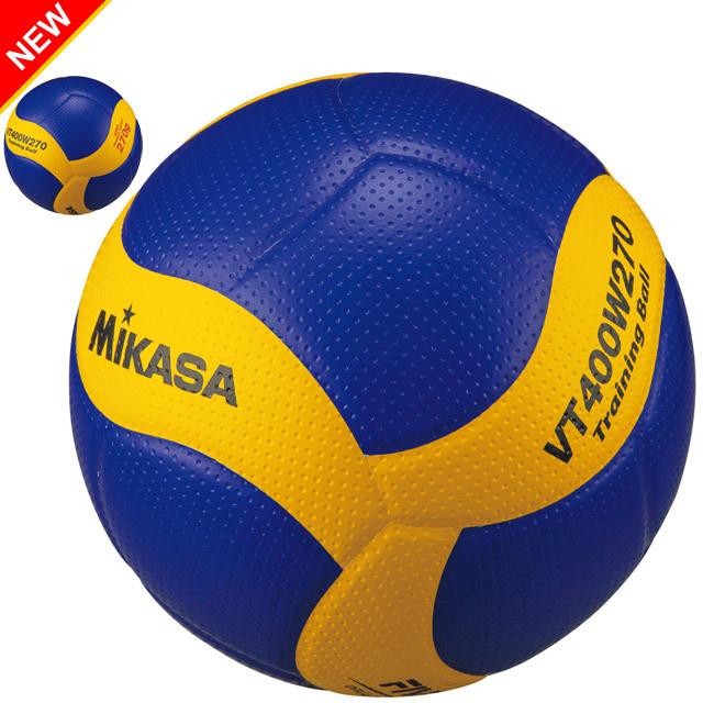 【2021新作】ミカサ(MIKASA) バレーボール 5号重量の4号サイズ トレーニングボール [VT400W270] 練習球