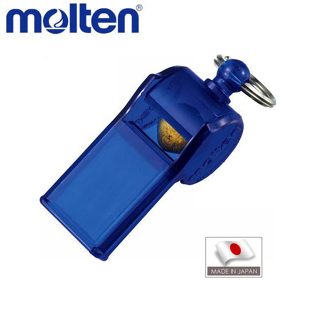 【即納】モルテン(molten) ホイッスル トリルトーン [WTRU] ウルトラマリン 短管