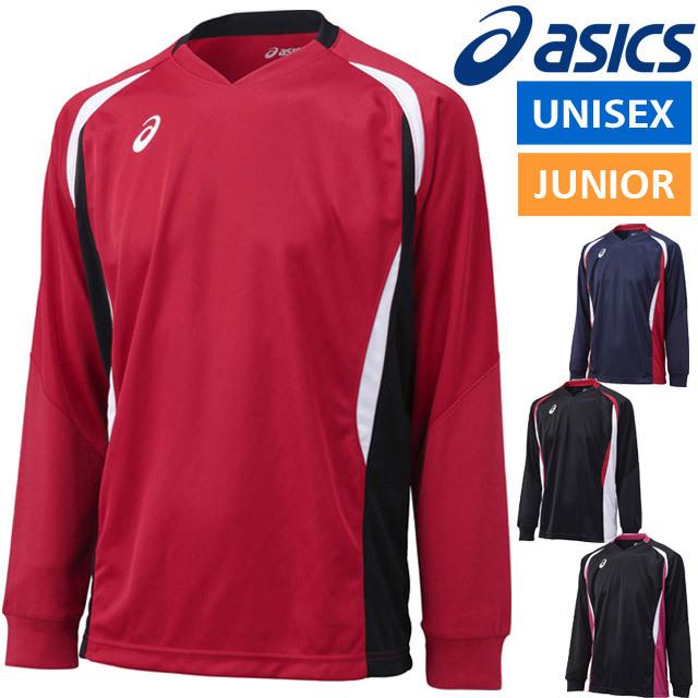 2015NEW!アシックス(asics) バレーボール ゲームシャツLS 長袖 XW1326 ユニセックス 男女兼用