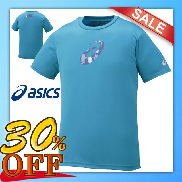 【1枚までメール便OK】アシックス(asics) バレーボール 半袖 プリントTシャツHS [XW6727-C] 通販 メンズ レディース セール