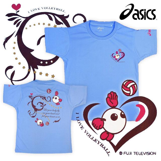 【1枚までメール便OK】バボちゃん半そでTシャツ/XW730N-39/アイスブルー レディスサイズ/オリジナルサイズ有