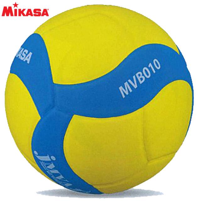 【2020新作】ミカサ(MIKASA) 混合バレーボール ボール [MVB010-YBL] 混合バレーチーム