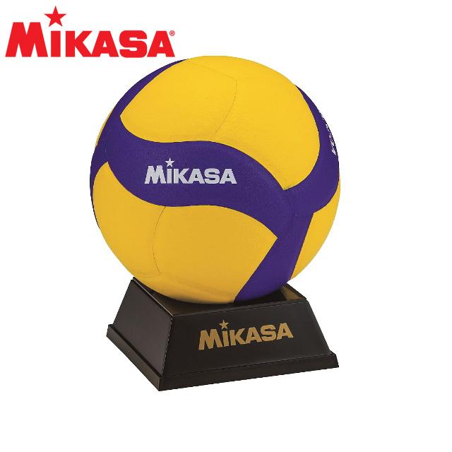 【新作】ミカサ(MIKASA) 記念品用マスコット バレーボール [V030W] バレー部の顧問・先輩へのプレゼント、卒業・卒部記念品に!即納