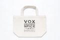 【在庫限り終売予定】VOXSPICE トートバッグS