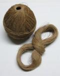 「自然糸」 古代の糸 科糸
