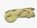 手漉き和紙糸(キハダ染)