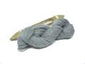 手漉き和紙糸(松煙染)