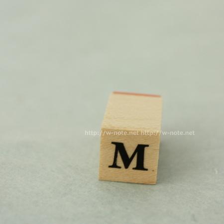 サイズスタンプ-M