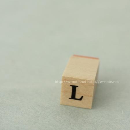 サイズスタンプ-L
