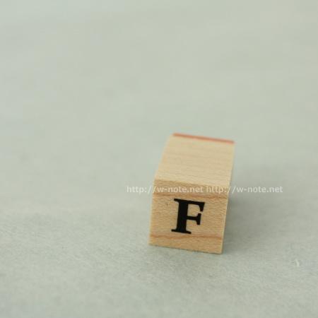 サイズスタンプ-F