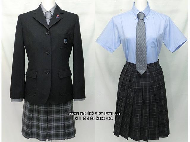 武蔵野高校の制服
