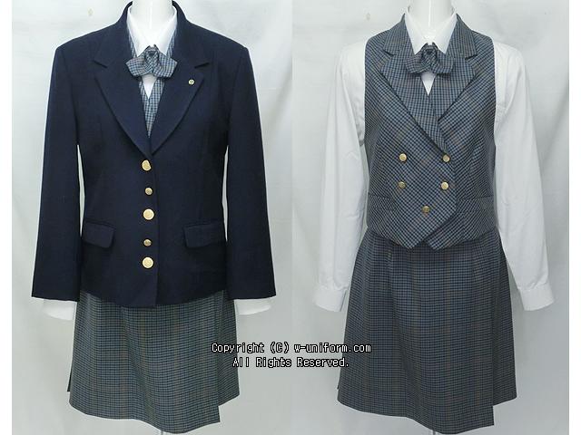 淑徳巣鴨高校の制服