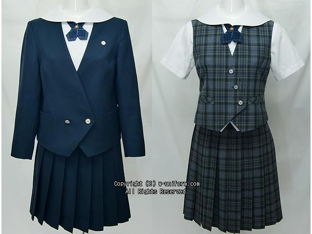 宇都宮文星女子高校の制服