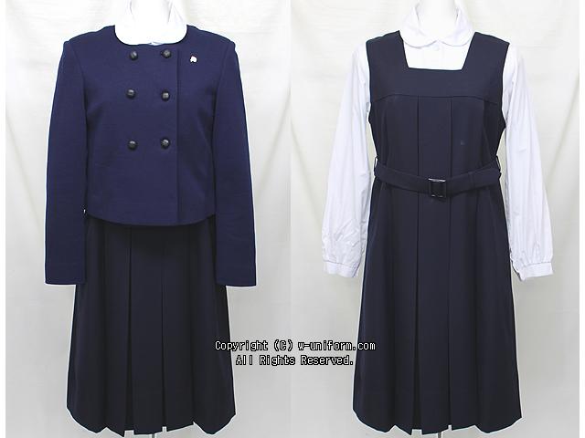 福岡雙葉の制服