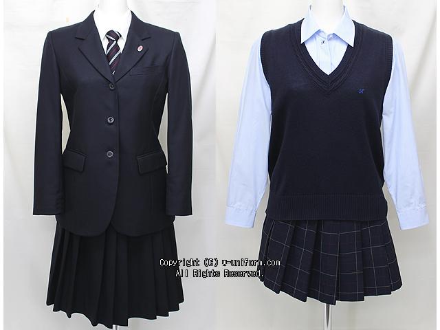 吉祥女子高校の制服