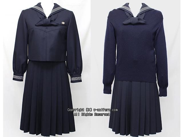豊島岡高校の制服