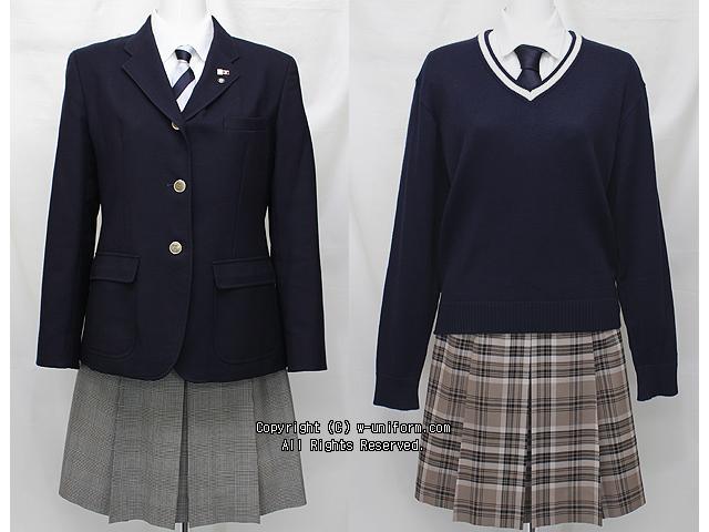 城西大学附属城西高校の制服