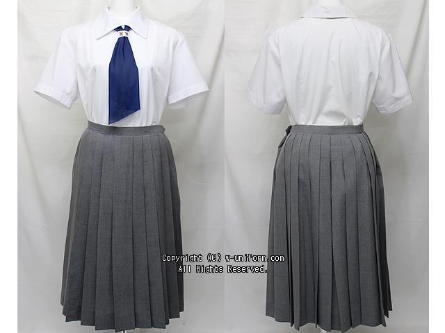 大妻中野高校制服(夏)旧