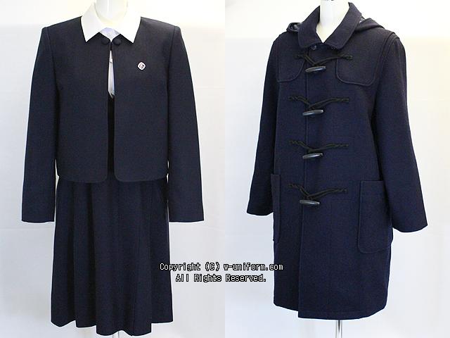 久留米信愛女学院の制服