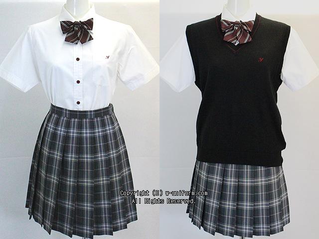 中村高校の制服