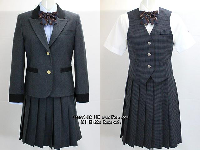 松蔭高校の制服