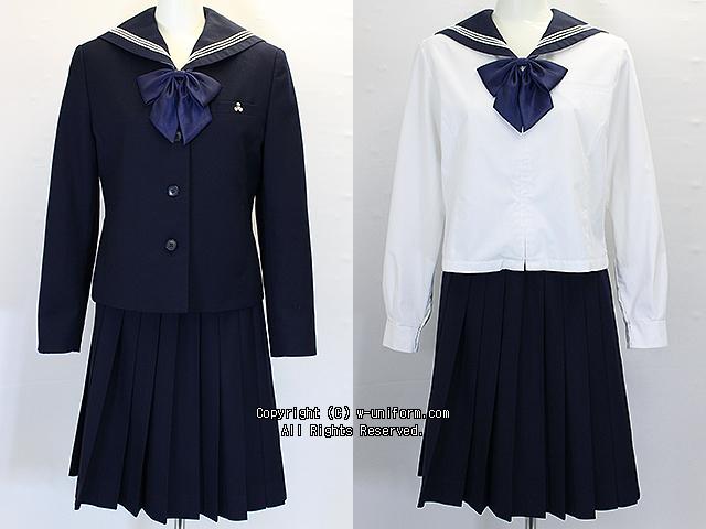 佼成学園女子高校の制服(冬・中間・夏)
