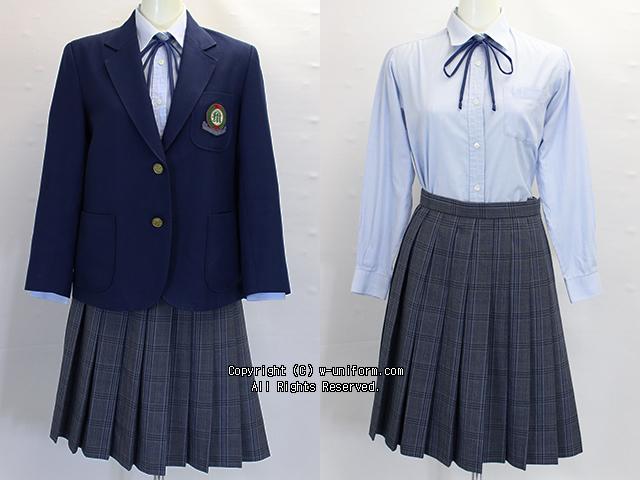 渋谷教育学園幕張中学校の制服(冬)