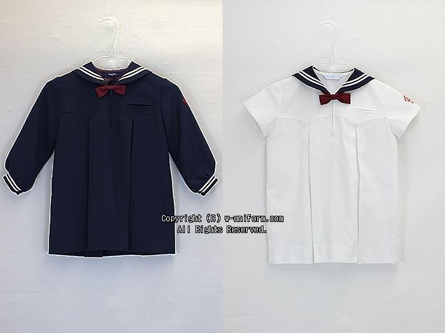 ばらの幼稚園の制服(冬・夏)