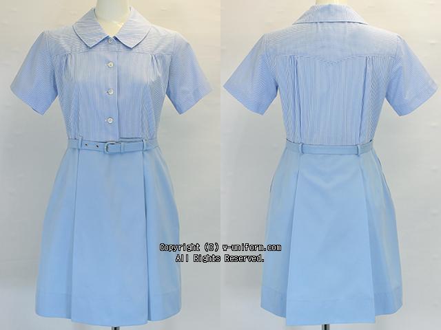 聖心女子学院の制服(盛夏)