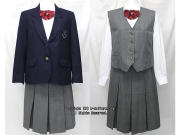 埼玉県立南稜高校の制服(冬)