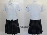 加藤学園高校の制服(夏)