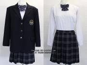 わせがく高校の制服(冬)