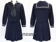 佼成学園女子高校の制服(冬)旧