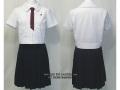帝塚山中学高校の制服