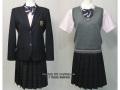 羽衣学園高校の制服