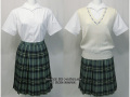 岡山高校の制服