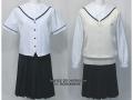 新湊高校の制服