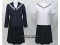 高松工芸高校の制服