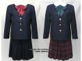 飯田女子高校の制服