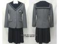 精華女子高校の制服
