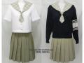 越谷南高校の制服