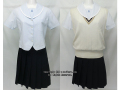 日向学院高校の制服