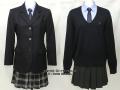 中央学院高校の制服