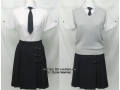作新学院高校の制服