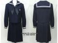 日立第二高校の制服