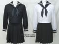 江東商業高校の制服