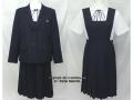 和洋九段女子中学校の制服