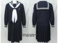 共立女子中学校の制服